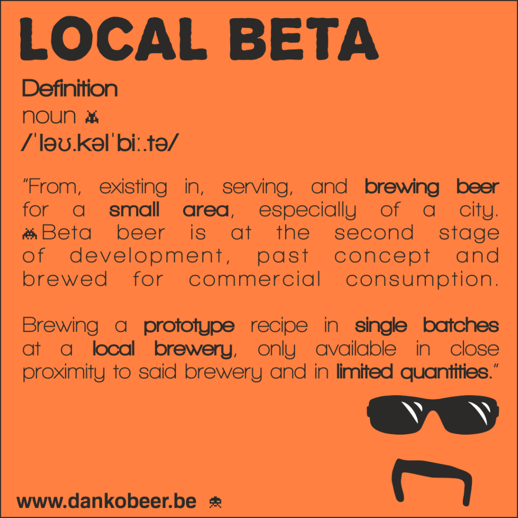 local-beta-definition