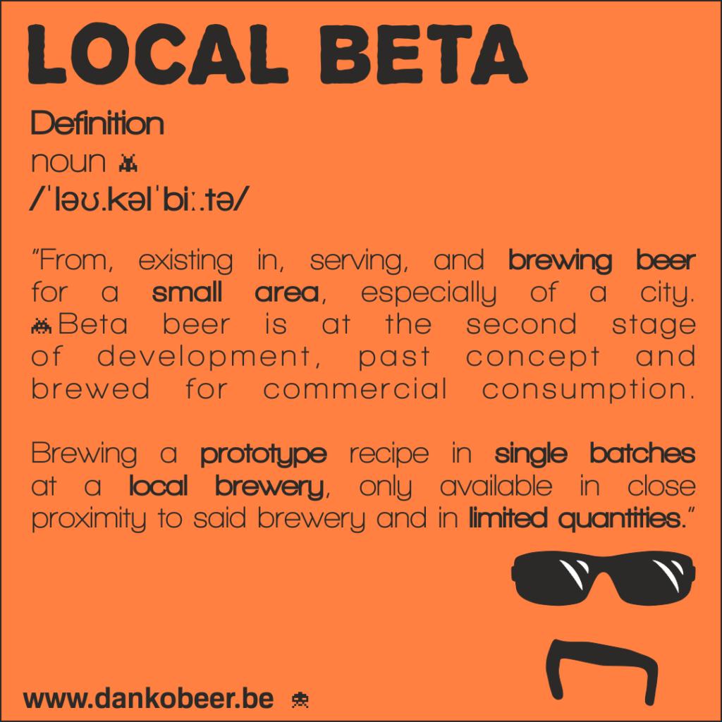 local-beta-definition